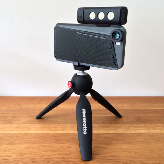 iPhone Tripod 3