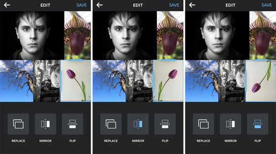 Instagram Layout App iPhone 13