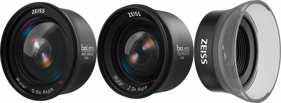 Zeiss iPhone Camera Lenses 2
