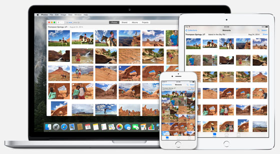 iCloud Photo Library 8