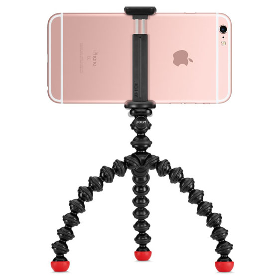 iPhone Tripod 11