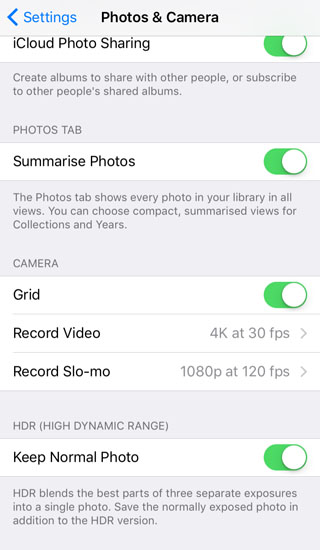 iphone camera settings 10 iphone settings every photographer should use 11692