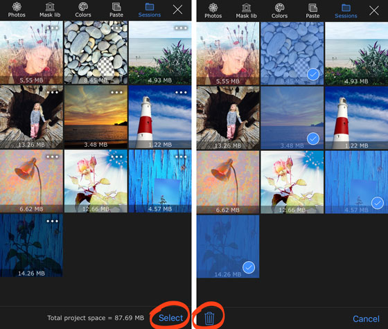 How To Use Superimpose X App