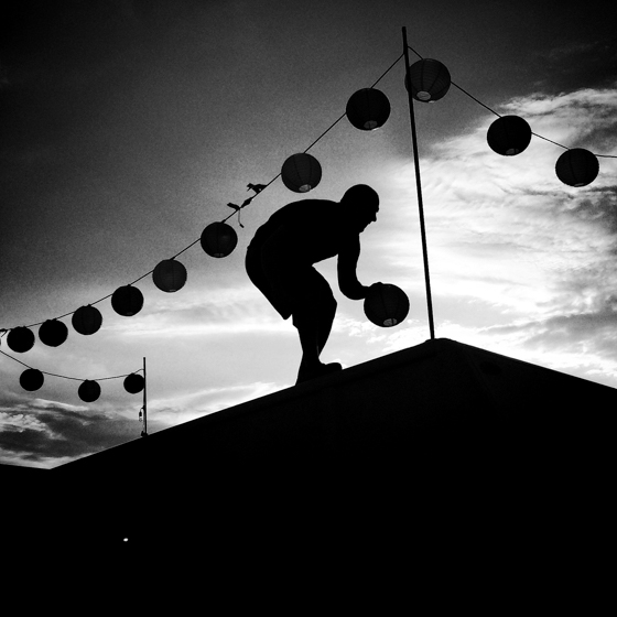 Black and white silhouette photography 39
