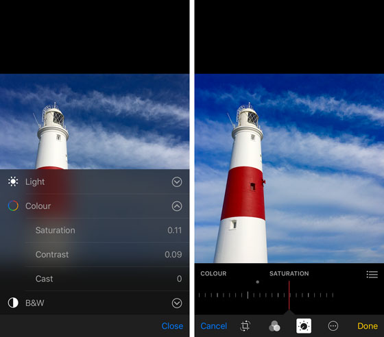 How to edit photos on iphone 49