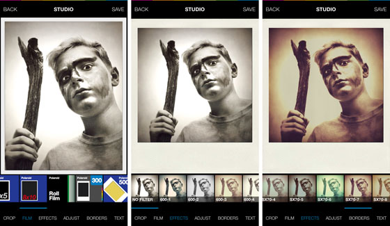 Best Specialty iPhone Photo Editing Apps 7